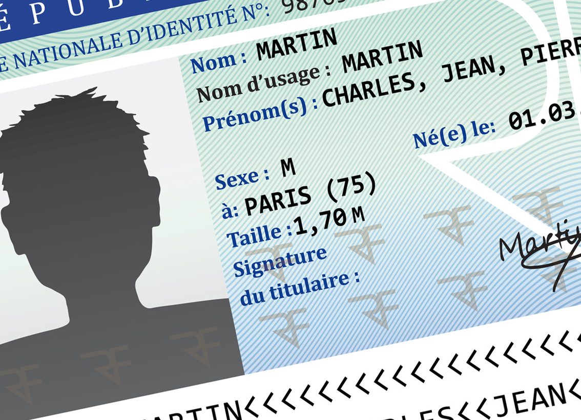 Carte Nationale D Identite Cni Beaufort En Anjou